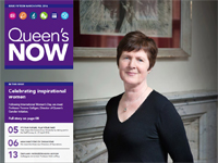 Queen's Now March April 2016