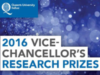 VC's Research Prize Competition 2016 logo