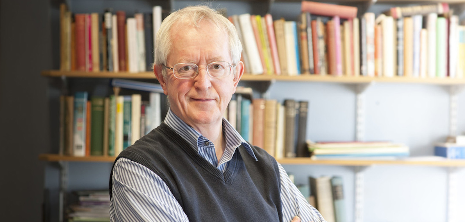 Professor Keith Jeffery