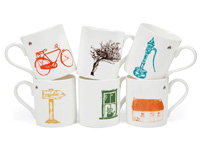 Welcome Centre Mugs