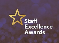 Staff Excellence Awards logo