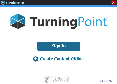 TurningPoint-Login-Prompt