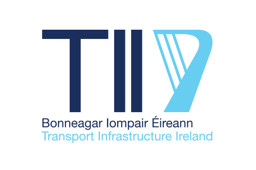 Logo: Transport Infrastructure Ireland